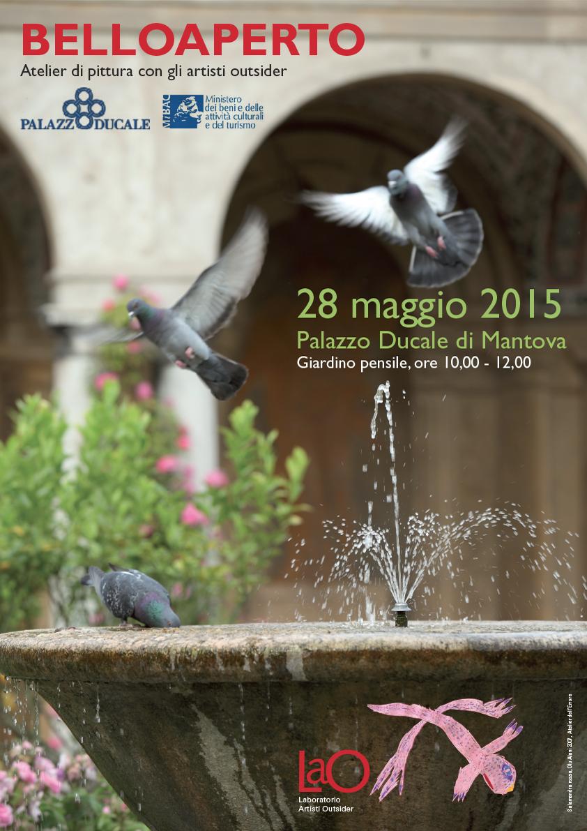 Palazzo Ducale Mantova 28.6.2015