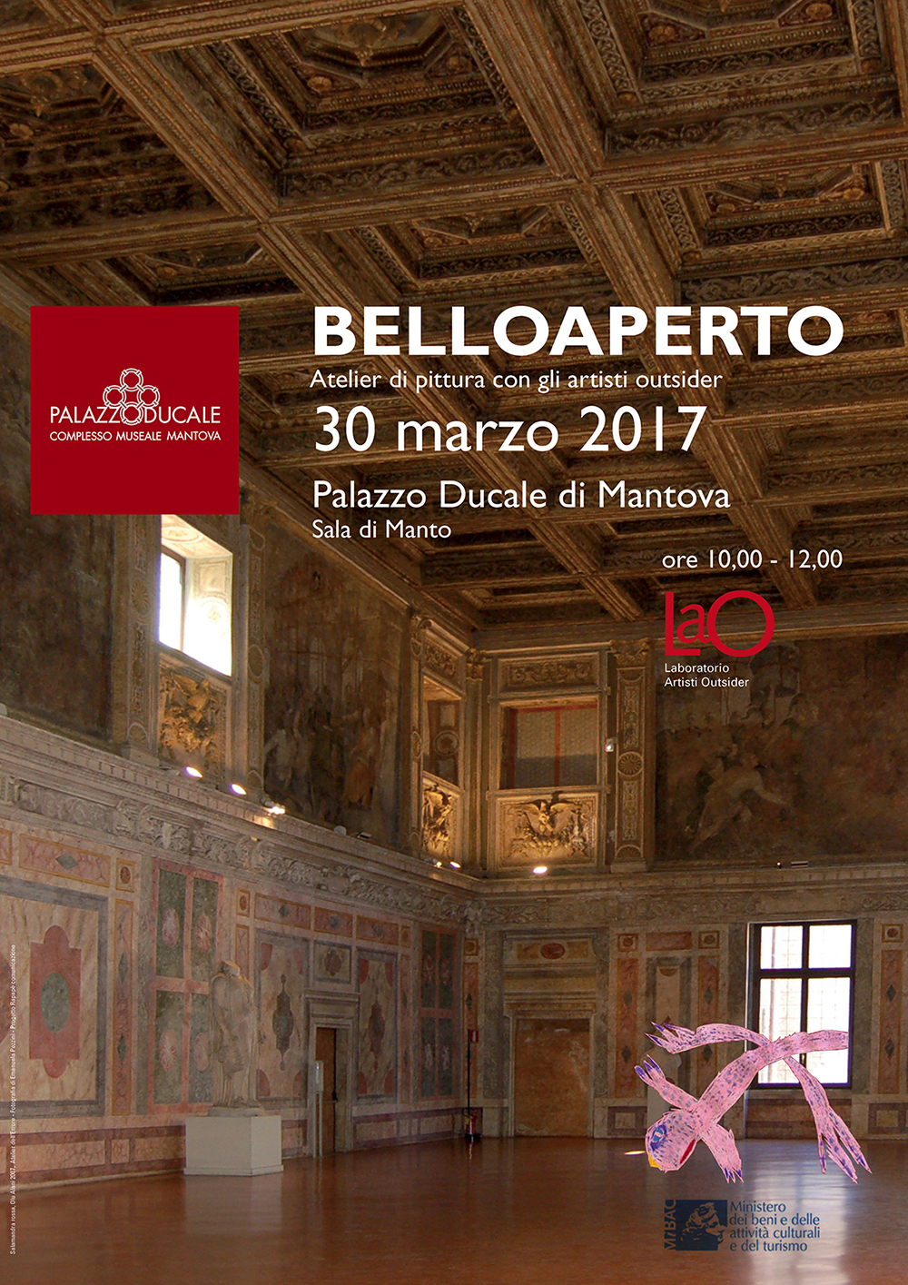 Lao_Palazzo Ducale_Mantova marzo_2017