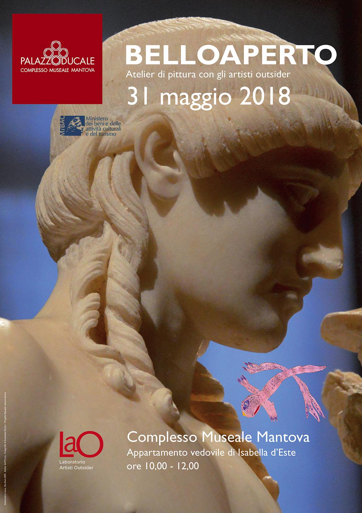 Lao_Palazzo Ducale_Mantova 2018