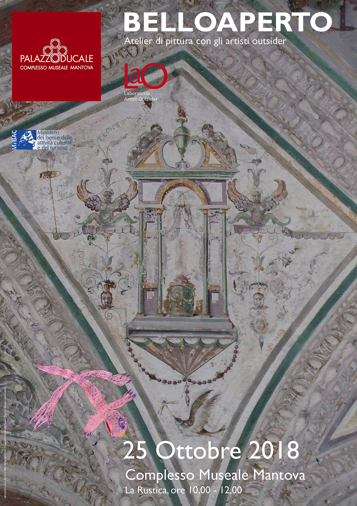 Lao Palazzo Ducale mantova 25.10.2018